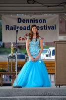 Dennison Railroad Queen Contest